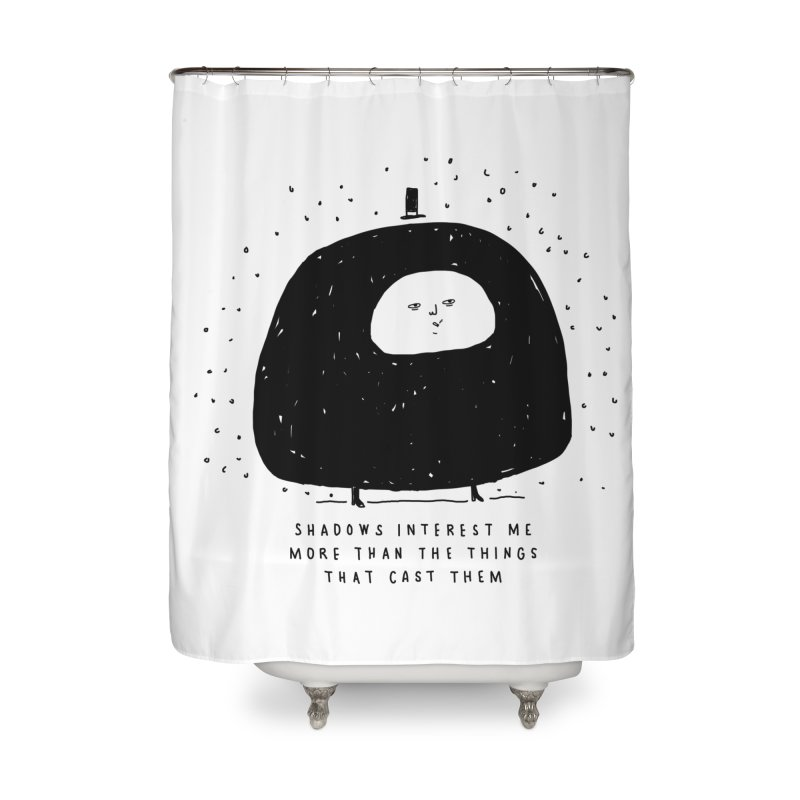 Interest Home Shower Curtain by Shirt Folk