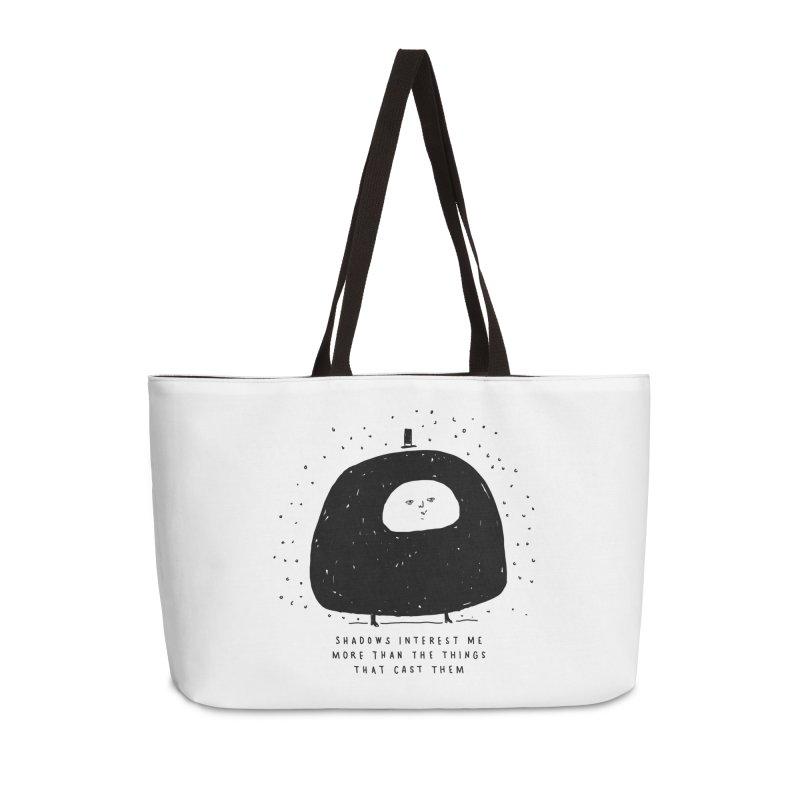 Interest Accessories Weekender Bag Bag by Shirt Folk