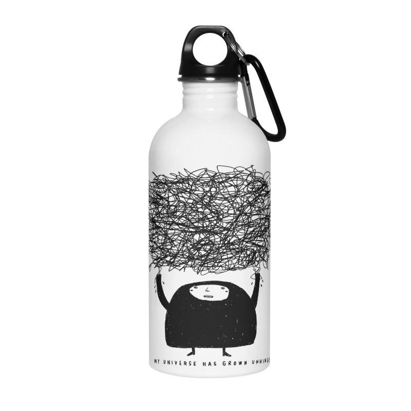 Universe Accessories Water Bottle by Shirt Folk
