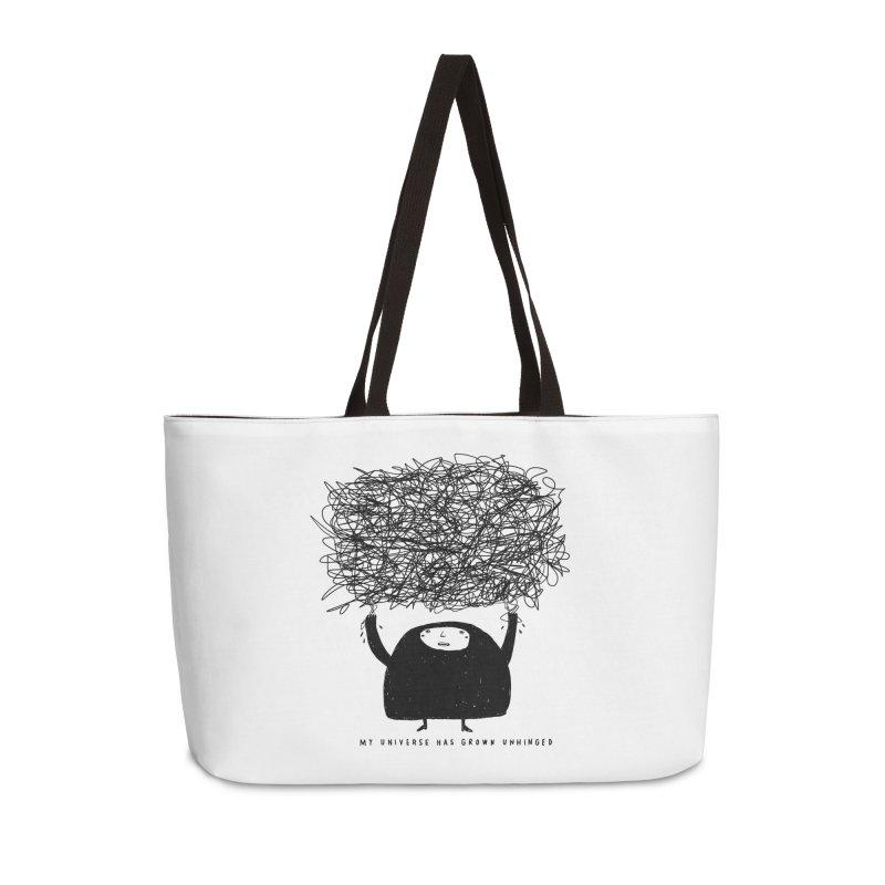 Universe Accessories Weekender Bag Bag by Shirt Folk