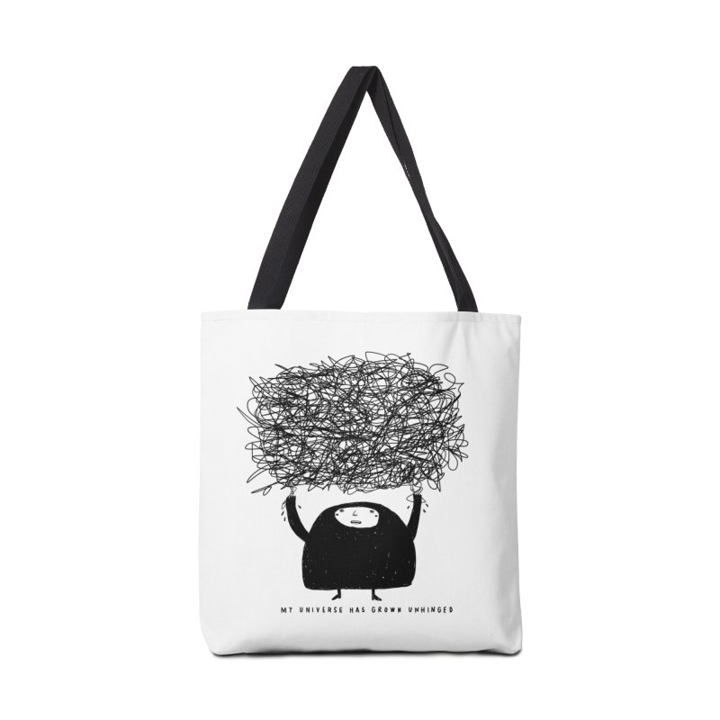 Universe Accessories Tote Bag Bag by Shirt Folk