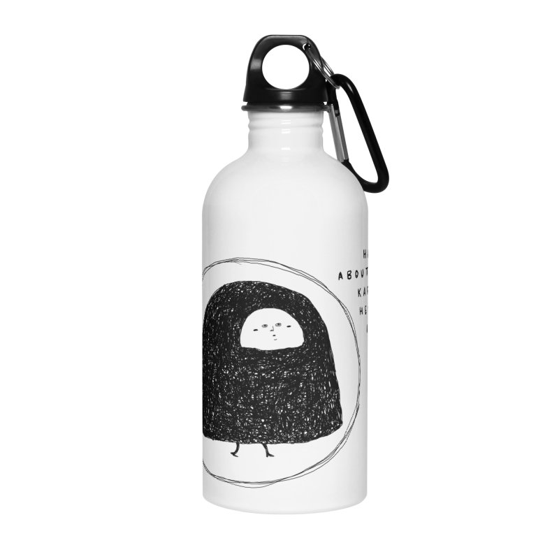 Bubble Accessories Water Bottle by Shirt Folk