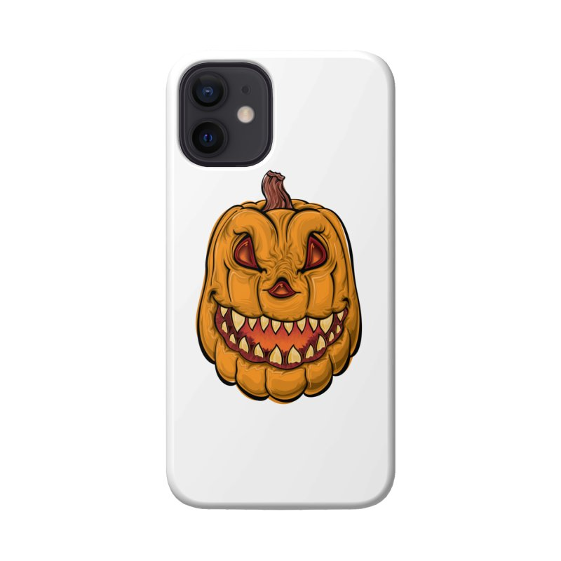 Halloween Pumpkin  Accessories Phone Case by Shirt For Brains