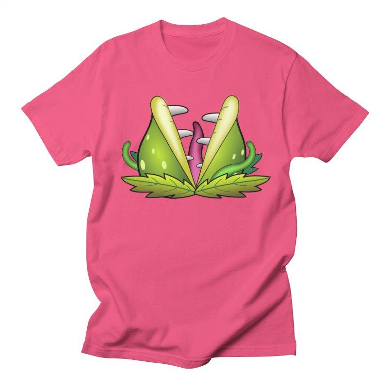 Mario Piranha Plant Women's Regular Unisex T-Shirt by Shirt For Brains