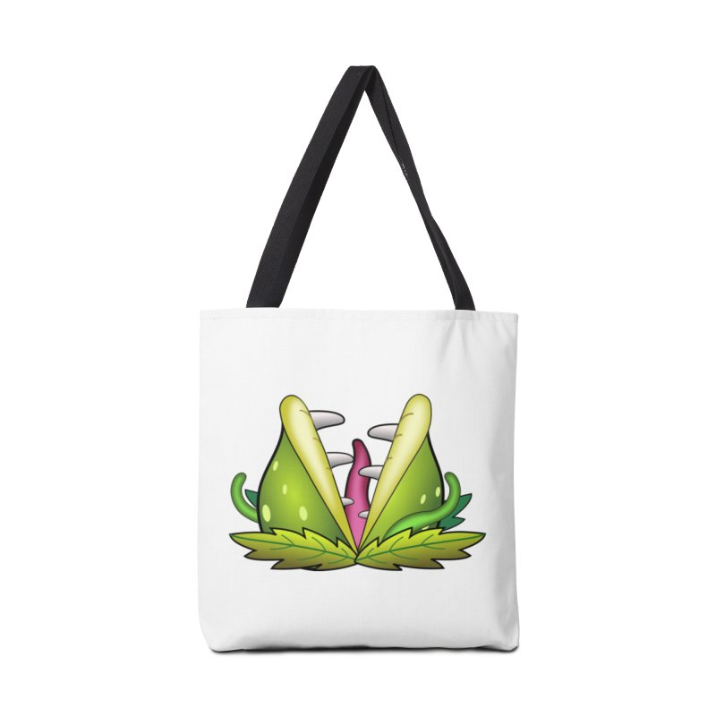 Mario Piranha Plant Accessories Bag by Shirt For Brains