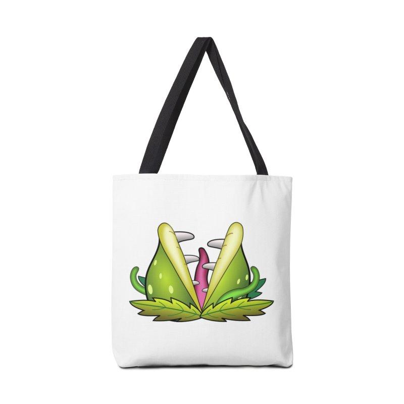 Mario Piranha Plant Accessories Bag by Shirt For Brains