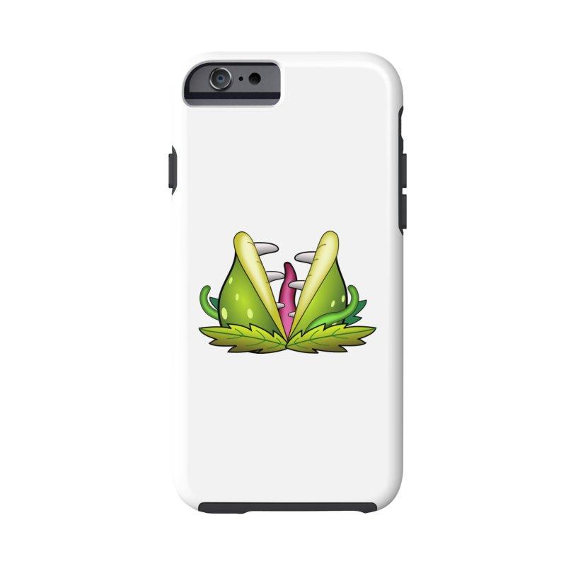 Mario Piranha Plant Accessories Phone Case by Shirt For Brains