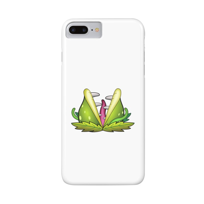 Mario Piranha Plant Accessories Phone Case by Shirt For Brains