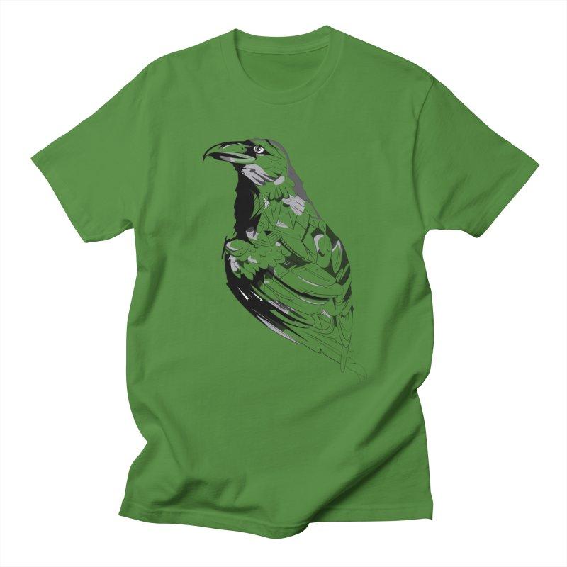 Crow Women's Regular Unisex T-Shirt by Shirt For Brains