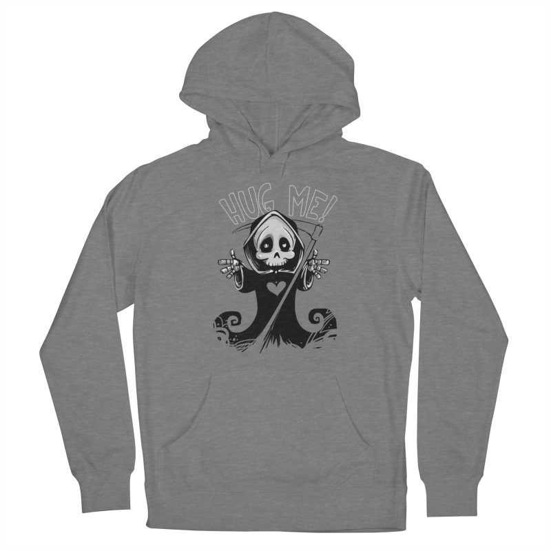 Hug Me To Death Women's Pullover Hoody by Shirt For Brains