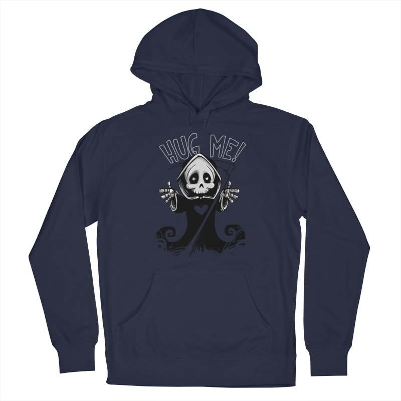 Hug Me To Death Men's Pullover Hoody by Shirt For Brains