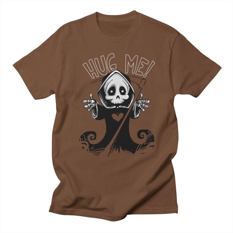 Hug Me To Death Women's Regular Unisex T-Shirt by Shirt For Brains