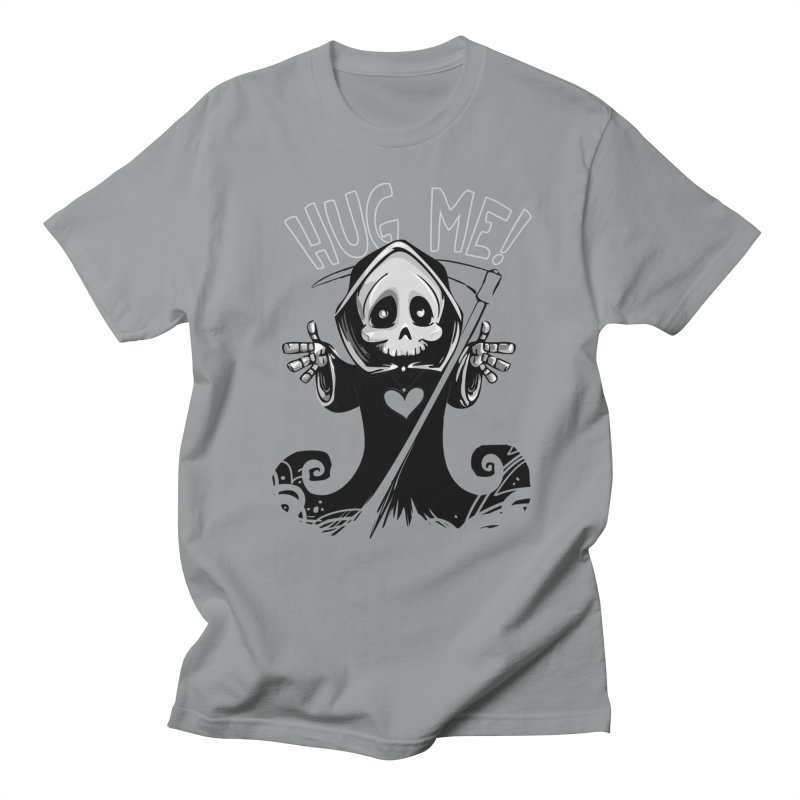 Hug Me To Death Men's T-Shirt by Shirt For Brains