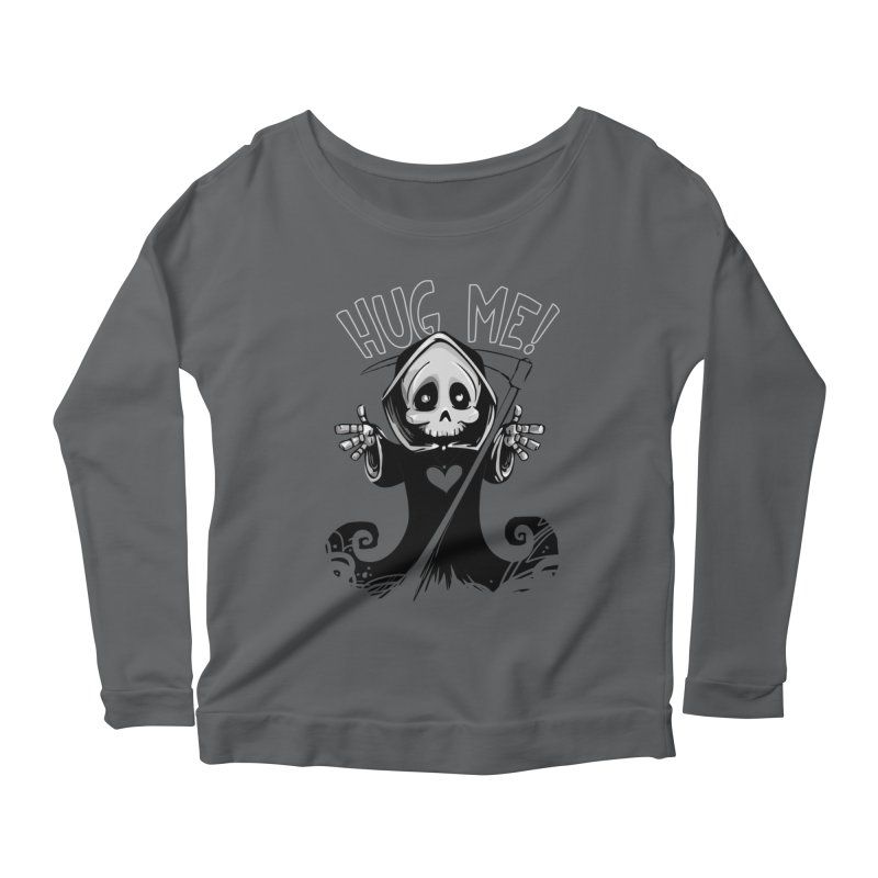Hug Me To Death Women's Longsleeve T-Shirt by Shirt For Brains