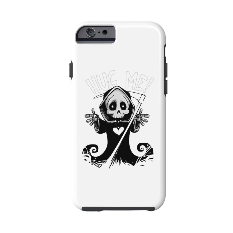 Hug Me To Death Accessories Phone Case by Shirt For Brains