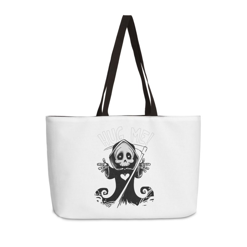Hug Me To Death Accessories Bag by Shirt For Brains