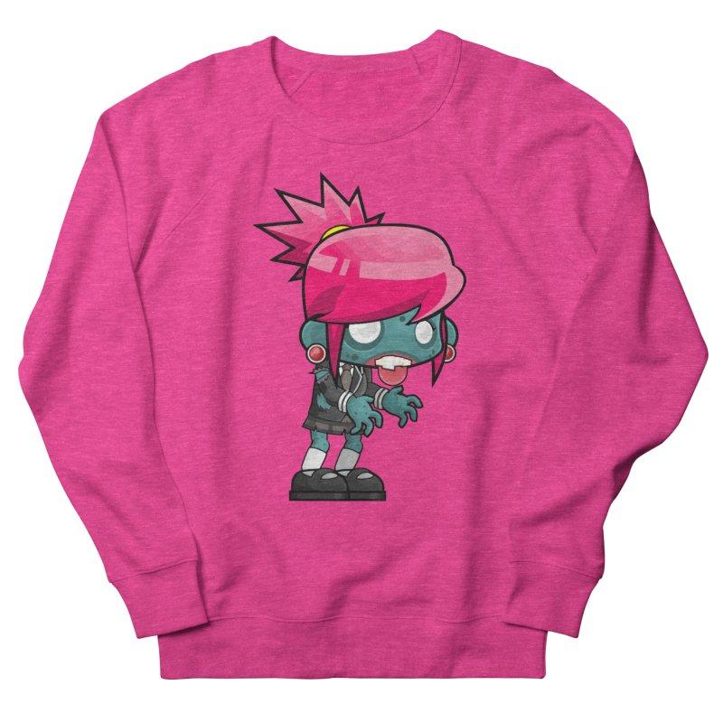 Zombie Girl Women's Sweatshirt by Shirt For Brains