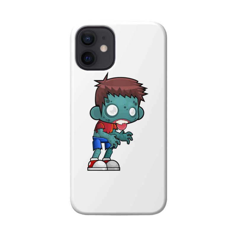 Zombie Boy Accessories Phone Case by Shirt For Brains
