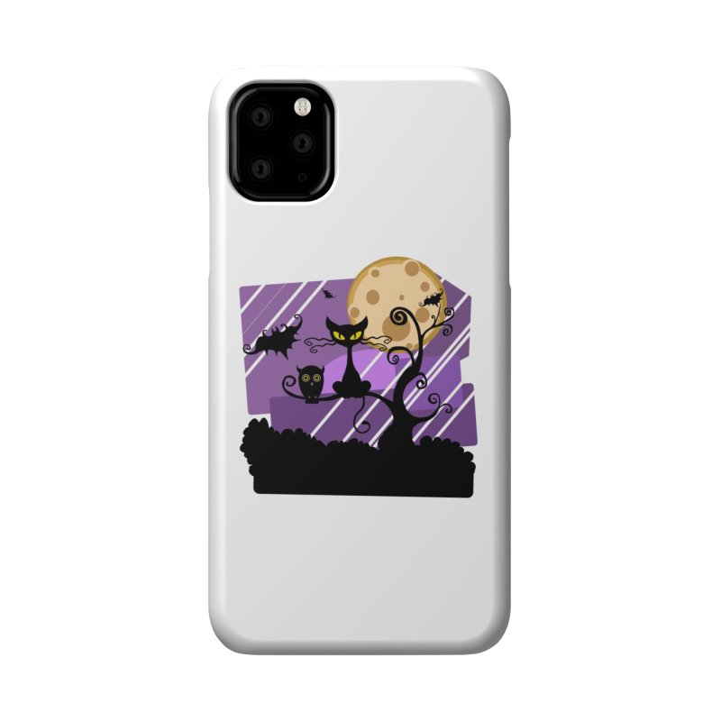 Halloween Night Accessories Phone Case by Shirt For Brains