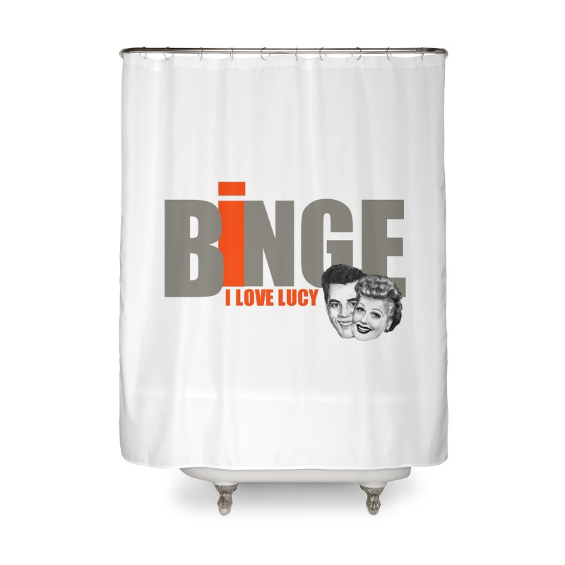 I Love Lucy Shower Curtain Soozone