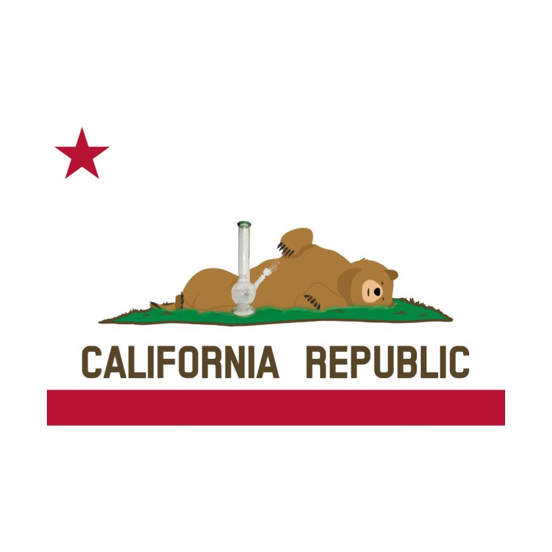 California Flag | Sleeping Bear by Shirt Locker