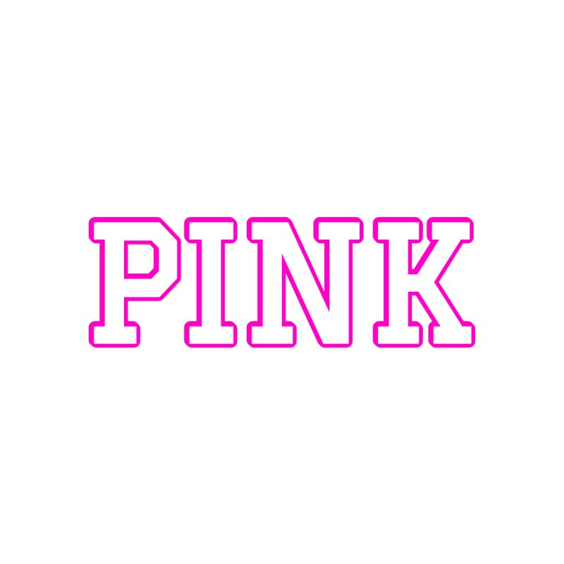 Pink by Shirt Locker