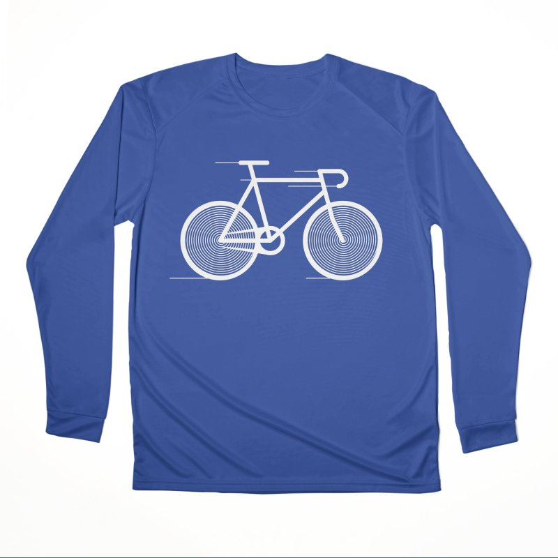 Hypnobike Men's Performance Longsleeve T-Shirt by SHIRT MUST GO ON