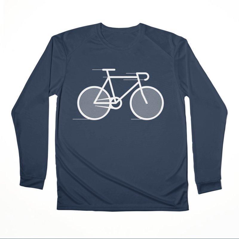 Hypnobike Women's Performance Unisex Longsleeve T-Shirt by SHIRT MUST GO ON