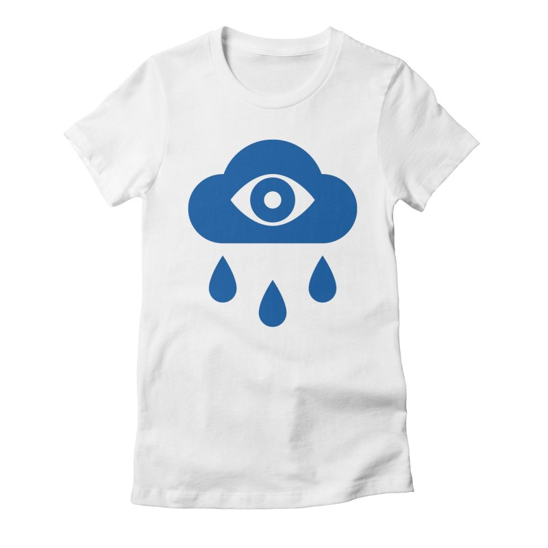 Eye Cloud Women's T-Shirt by SHIRT MUST GO ON