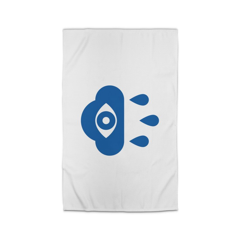 Eye Cloud Home Rug by SHIRT MUST GO ON