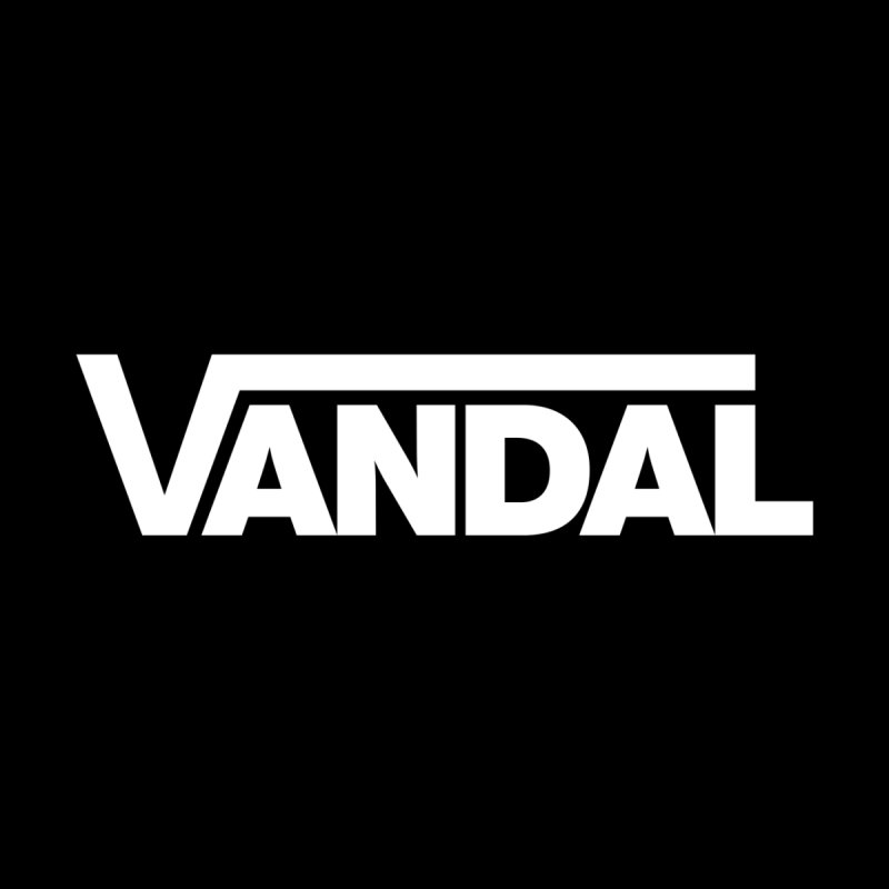 Vandal Men's T-Shirt by SHIRT MUST GO ON