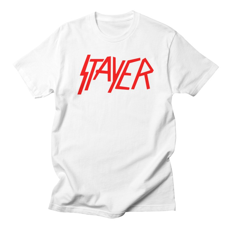 Stayer Men's T-Shirt by SHIRT MUST GO ON