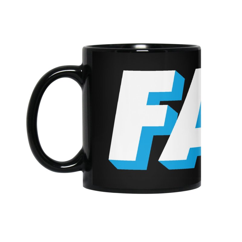 Fake Accessories Standard Mug by SHIRT MUST GO ON