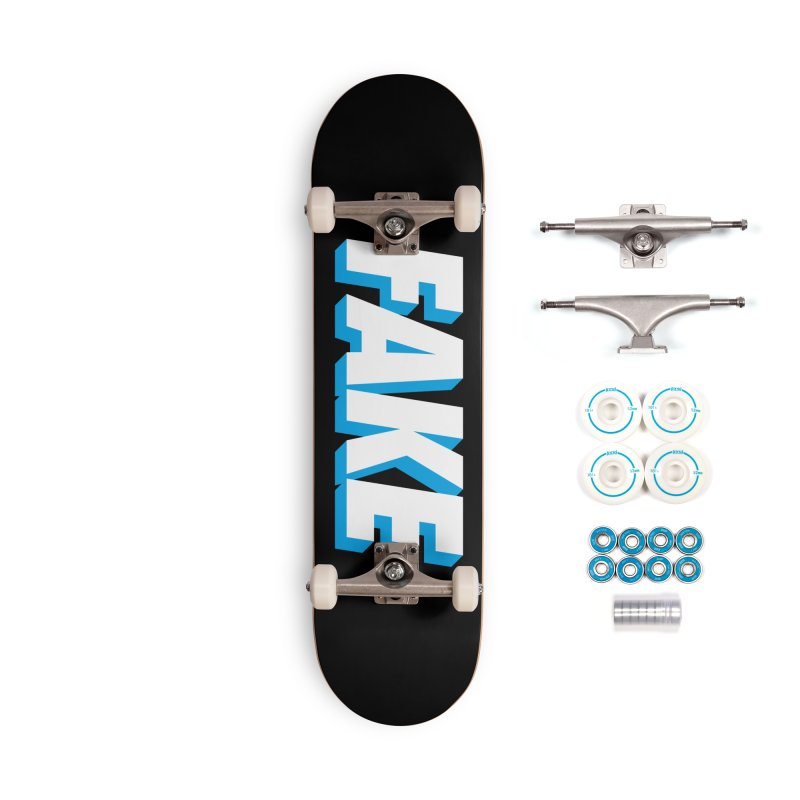 Fake Accessories Complete - Basic Skateboard by SHIRT MUST GO ON
