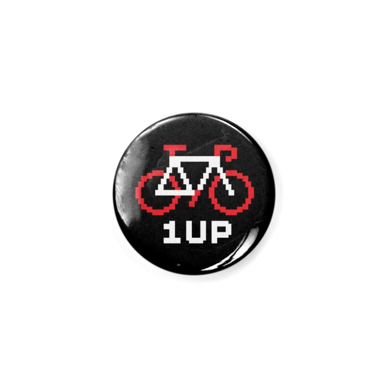 1UP Accessories Button by SHIRT MUST GO ON