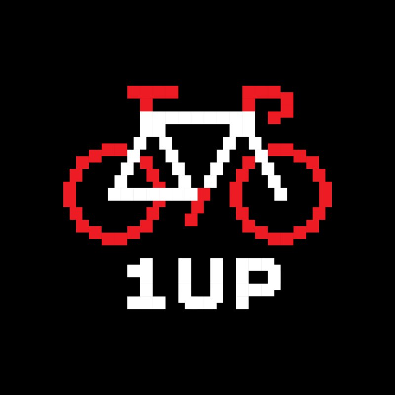 1UP Women's T-Shirt by SHIRT MUST GO ON