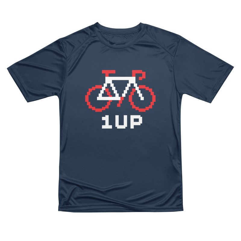 1UP Women's Performance Unisex T-Shirt by SHIRT MUST GO ON