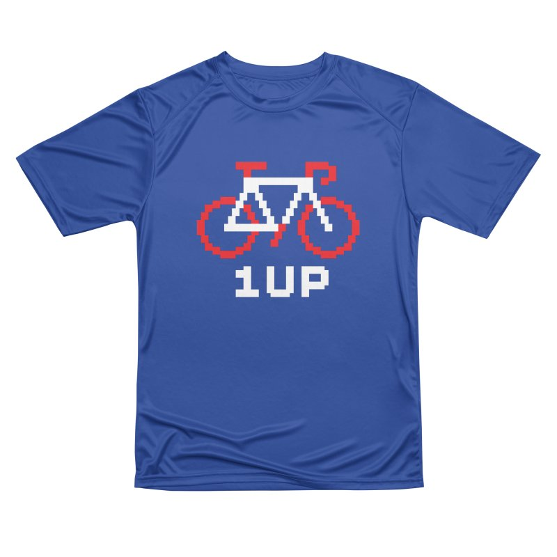 1UP Men's Performance T-Shirt by SHIRT MUST GO ON