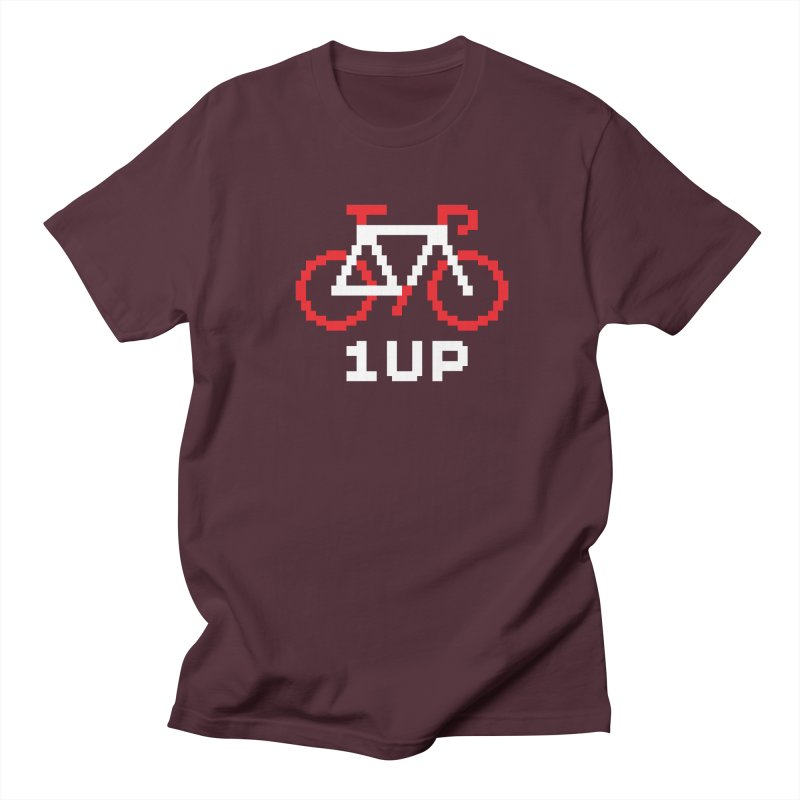 1UP Women's Regular Unisex T-Shirt by SHIRT MUST GO ON