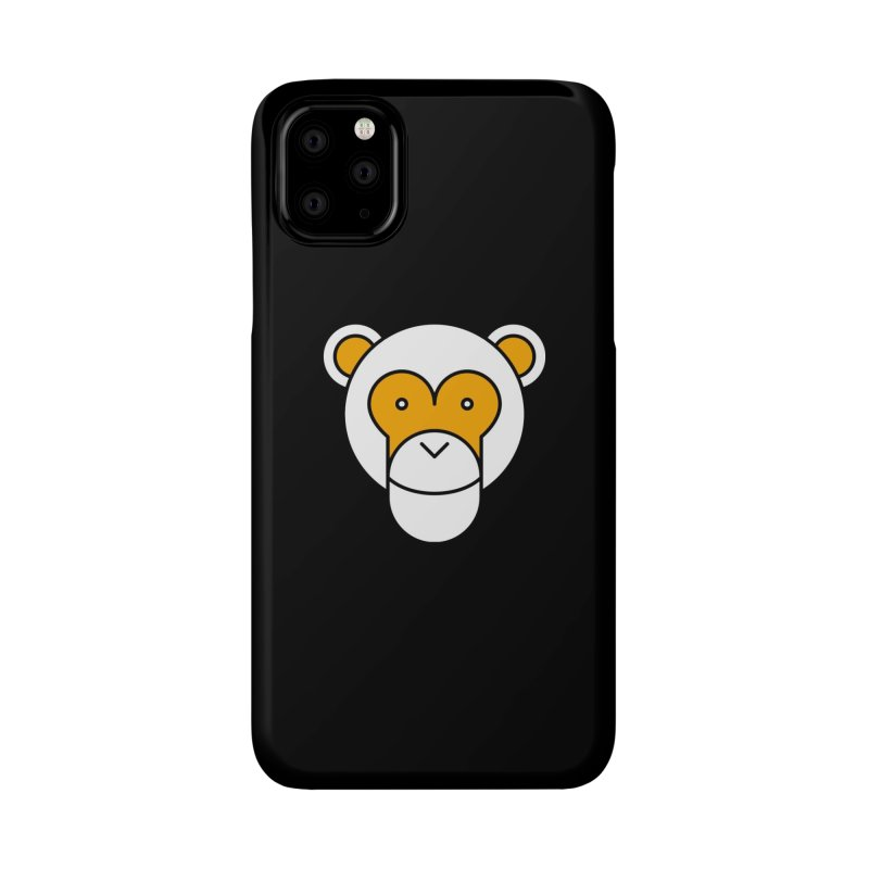 Monkeys Gonna Ape Accessories Phone Case by SHIRT MUST GO ON