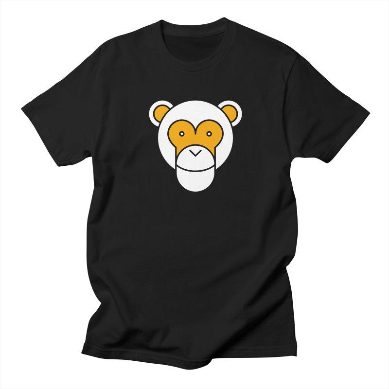 Monkeys Gonna Ape Men's Regular T-Shirt by SHIRT MUST GO ON