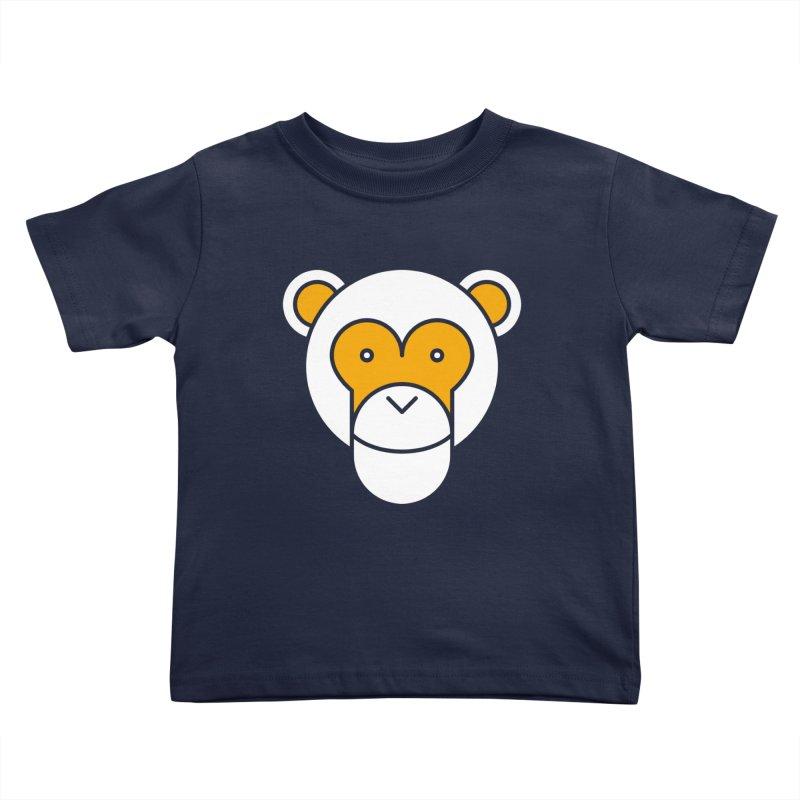 Monkeys Gonna Ape Kids Toddler T-Shirt by SHIRT MUST GO ON