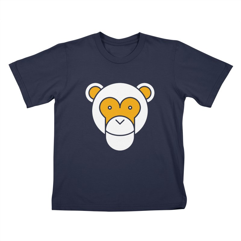 Monkeys Gonna Ape Kids T-Shirt by SHIRT MUST GO ON