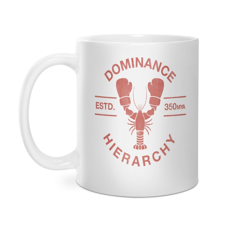 Top Lobster Accessories Mug by Shirts of Meaning