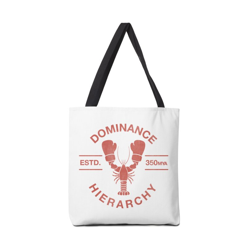 Top Lobster Accessories Bag by Shirts of Meaning