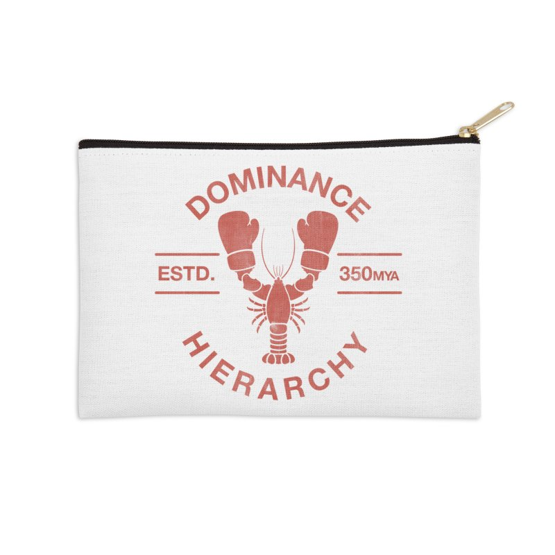 Top Lobster Accessories Zip Pouch by Shirts of Meaning