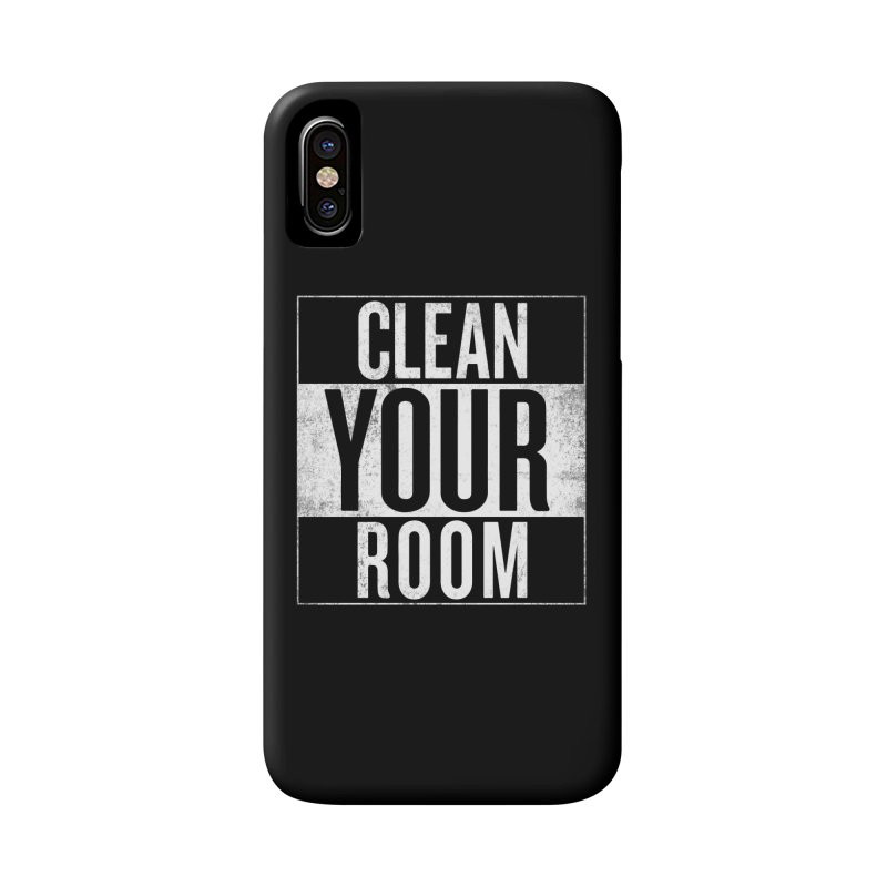 OG Advice Accessories Phone Case by Shirts of Meaning