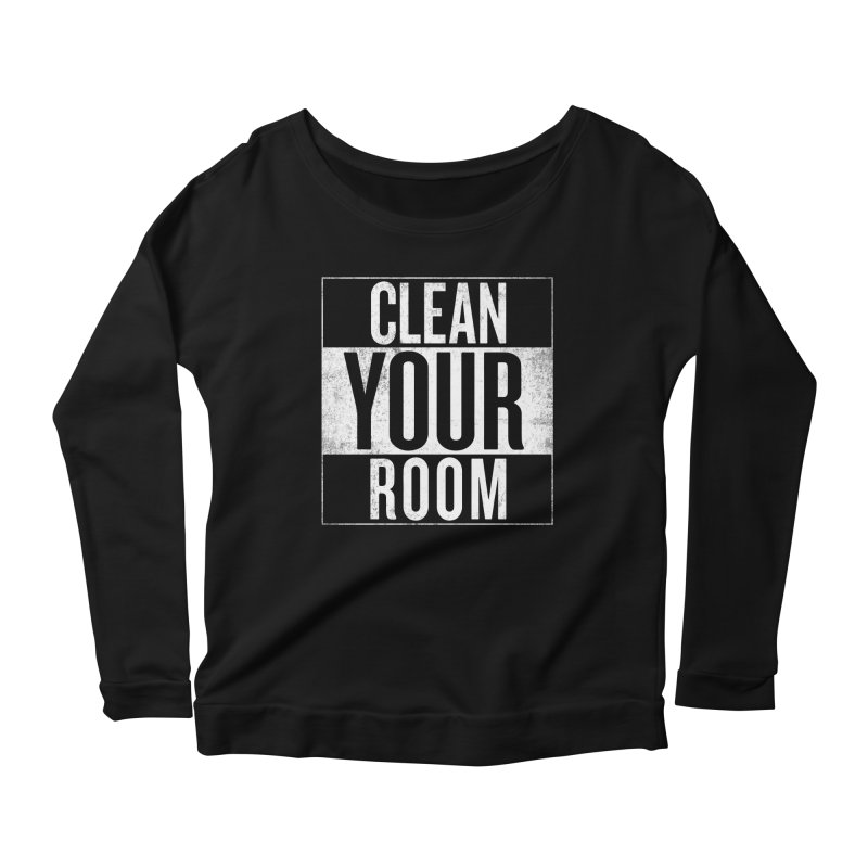 OG Advice Women's Longsleeve Scoopneck  by Shirts of Meaning