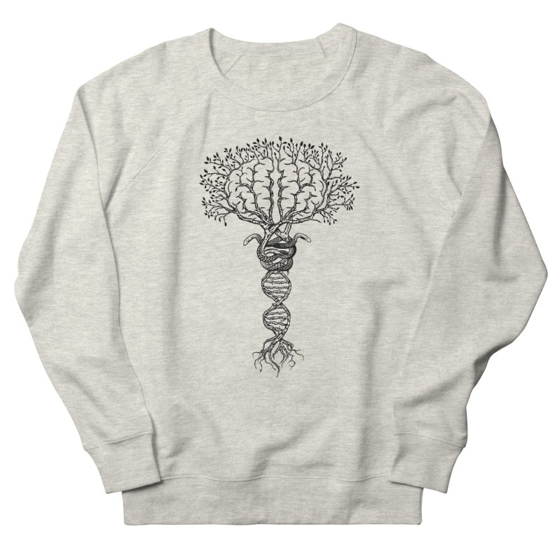 Suspicions of Consciousness Men's Sweatshirt by Shirts of Meaning