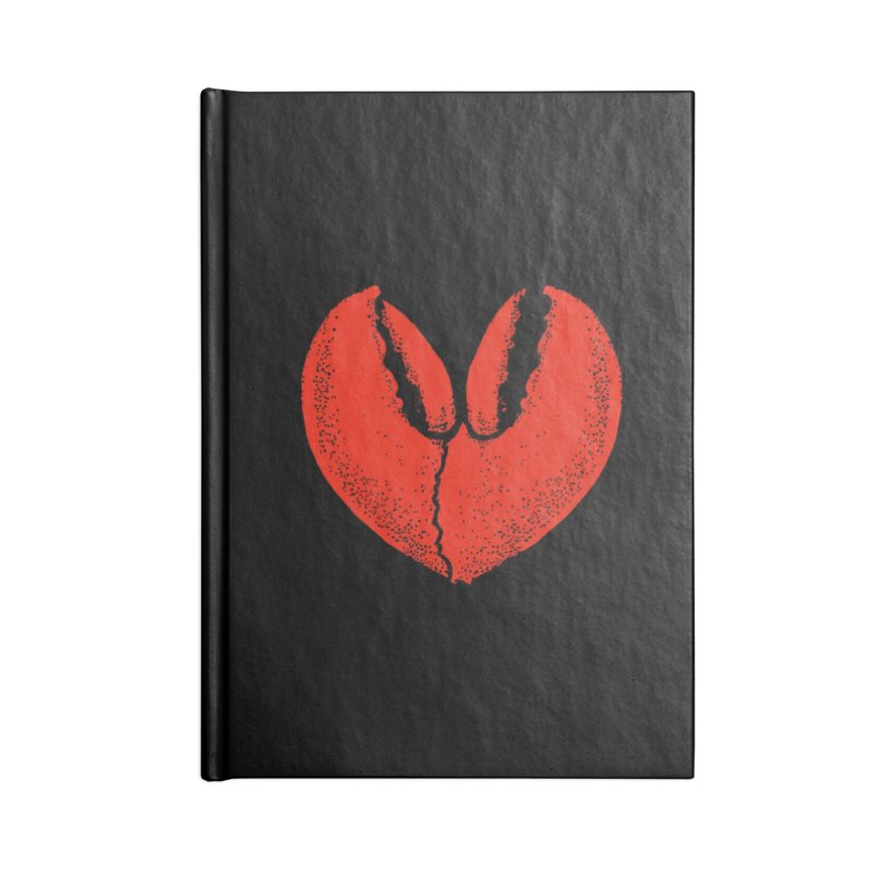 Crush-tacean Vol. 2 Accessories Blank Journal Notebook by Shirts of Meaning